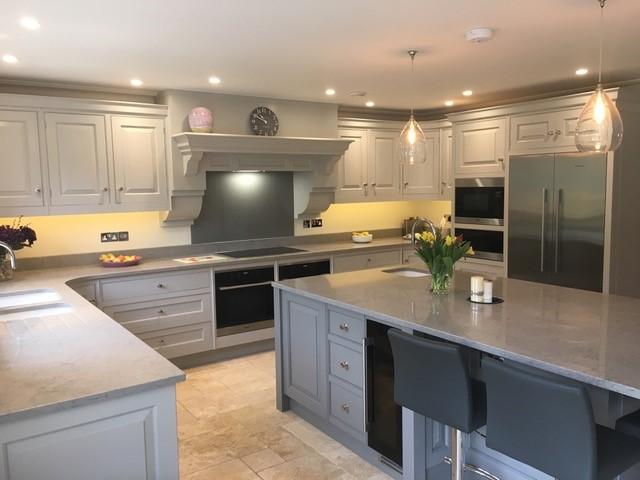 Bespoke Kitchen Hertfordshire Luxury Kitchens Design